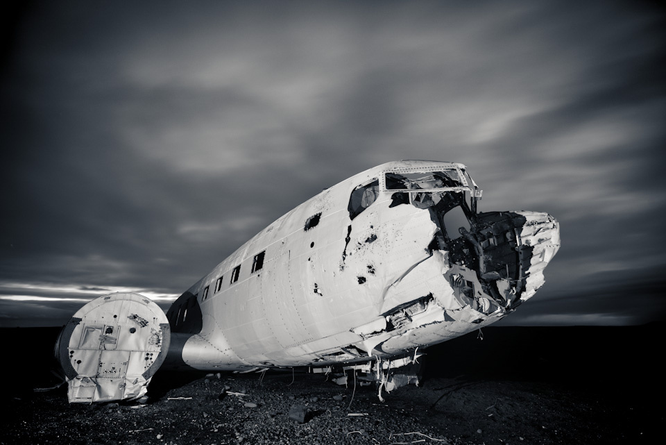 Crash, Iceland