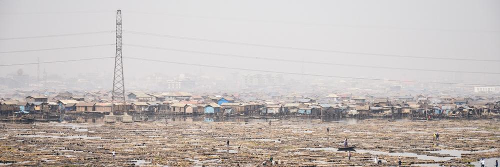 Illegal wood mills of Lagos