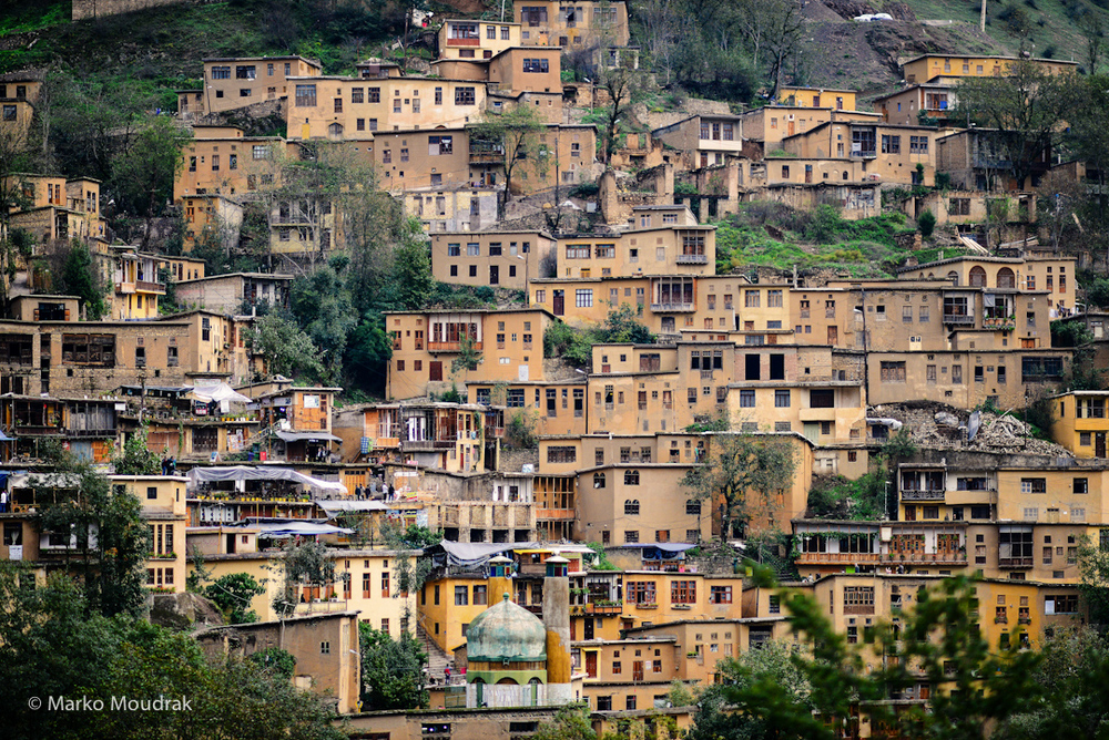 Village of Masouleh