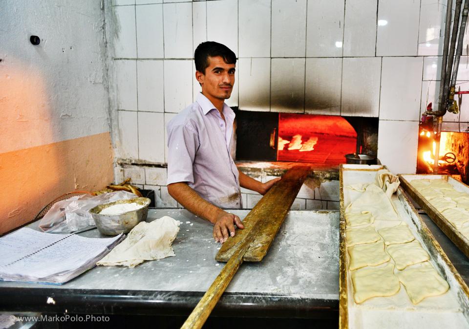 Koya baker