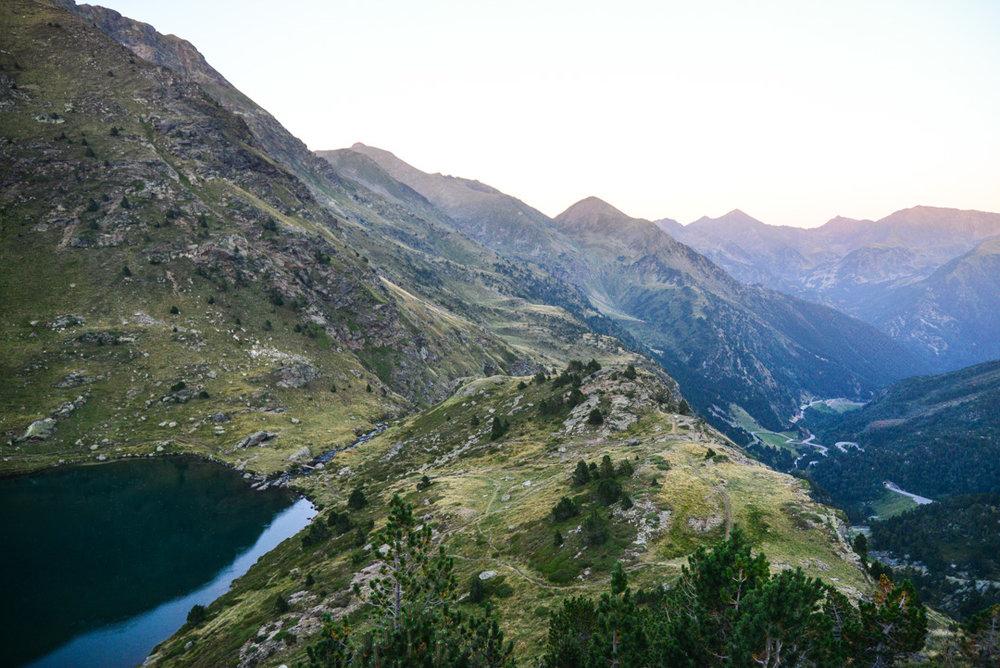 Andora (1) - Somewhere in the Pyranees of Andora
