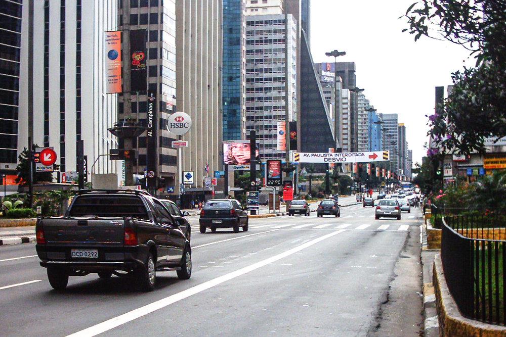 Brazil (1) - Sao Paulo