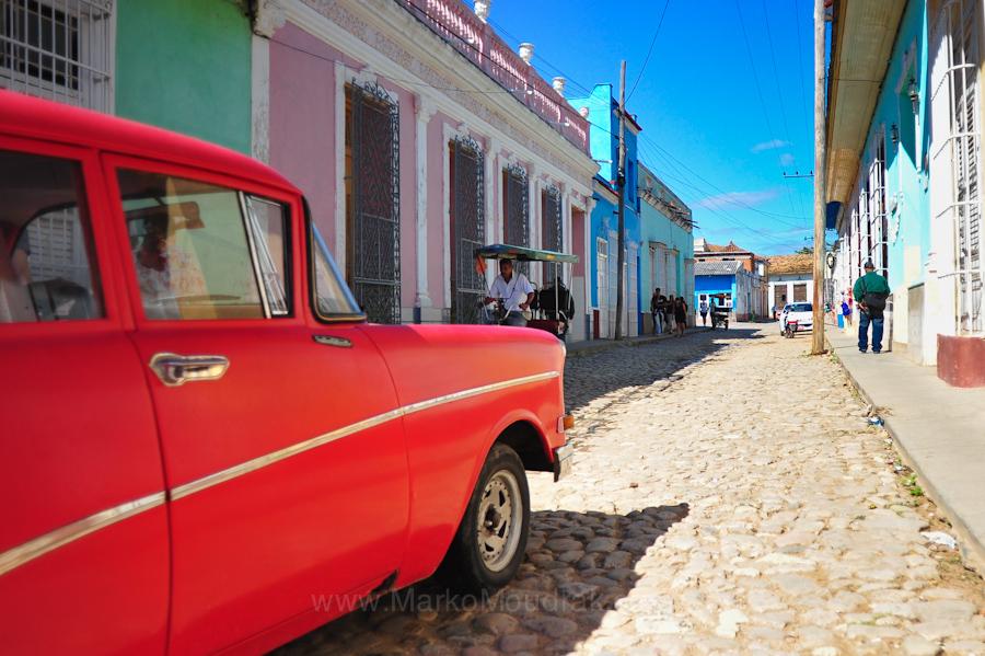 Cuba (4) - Streets of Trinidad
