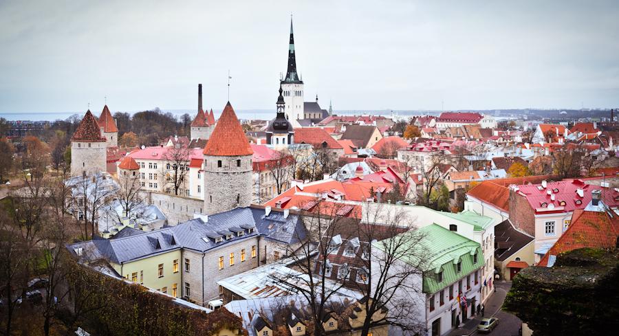 Estonia (1) - Talinn