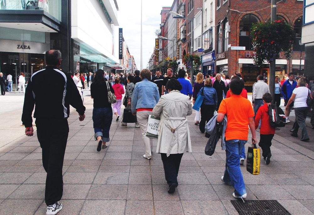 Ireland (1) - Dublin