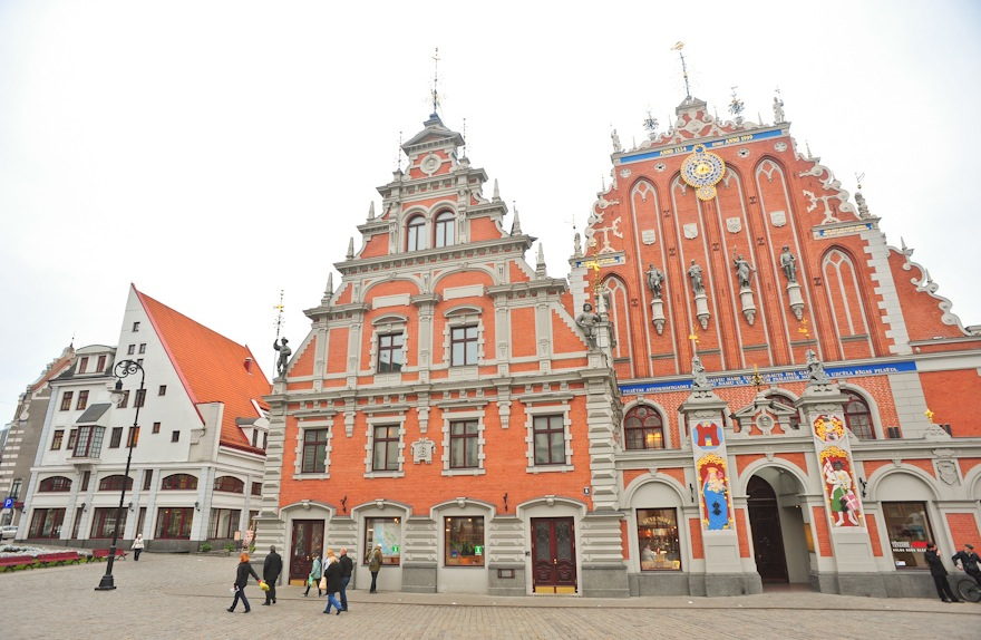 Latvia (1) - Riga