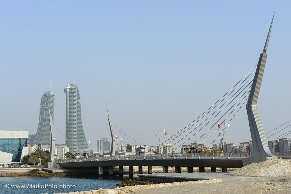 Bahrain (1) - Manama Skyline