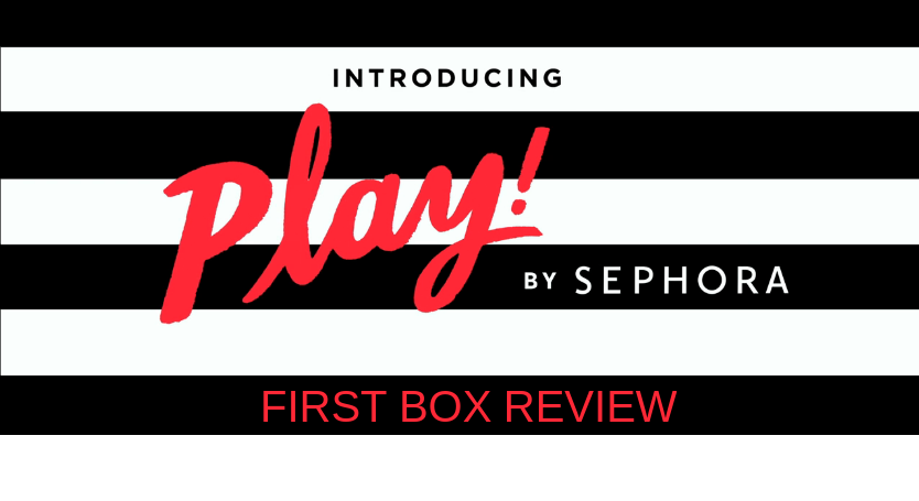 Play! by Sephora First Box Review  Hi guys! This is gonna be a special post because it's a guest post written by one of my favorite people, Lucilla Pan! She's one of my smartest friends, currently going for her PhD in philosophy at Emory. I asked her to write this post because I wasn't lucky enough to sign up for the first Play! by Sephora box in time, but she was! For those who don't know what Play! is, it's Sephora's new subscription box. When I first met Lucilla, she hadn't been as into makeup and beauty as she is now but before she left Boston I knew I had to drag her into the world of makeup obsession that I am stuck in. So I brought her to Sephora with me one day and when we walked out I had created a monster. A beautiful one, of course. Keep reading to read herfull review of the first month's box! Thanks Yna for letting me write a guest review ☺ This is my first ever beauty box, so I'm very excited about this! Shipping and handling I was actually really worried that they would refuse to ship to me because I didn't live in Boston or Cincinnati/Columbus (oops), but they shipped it!! I was so excited! It came super fast too. It told me it was shipped on the 18th, and it came on the 22nd! That's only three business days (I think…?). And the package was in really good condition when it arrived, so I was really impressed by that. Unboxing The box was super, super cute and a pretty good quality, which I wasn't expecting. The products are also really nestled in the confetti and tissue paper, which I thought was a smart idea, and they didn't skimp on the protection either, which was good. The box was also incredibly sturdy, and I can definitely use it to put things in it like my makeup or other small items. Initial reaction I already knew what was in the box because they release the items online when it ships. I don't know if this is normal box subscription protocol or not, but I think that took away from the excitement a little. But I was still super excited to get t