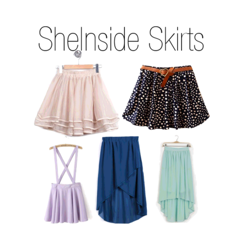 sheinside, sheinside skirts, skirts