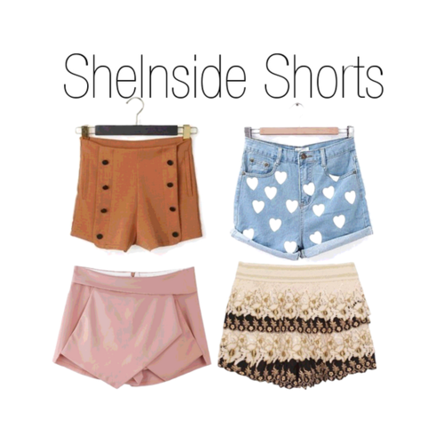 sheinside, sheinside shorts, shorts