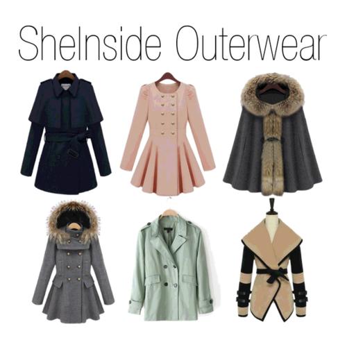 sheinside, sheinside outerwear, outerwear