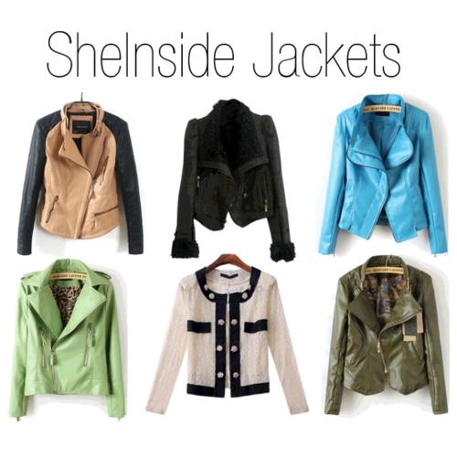 sheinside, sheinside jackets, jackets