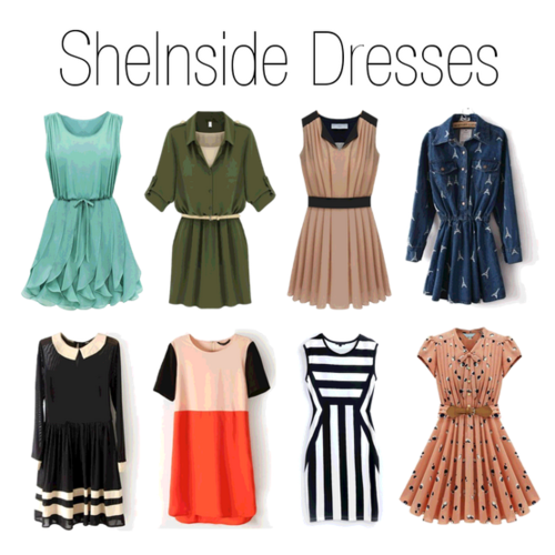 sheinside, sheinside dresses, dresses
