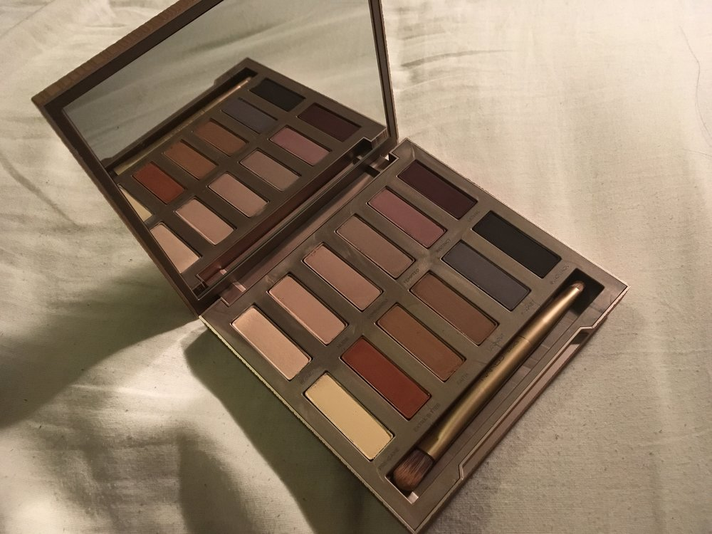 this is yna naked ultimate basics open palette