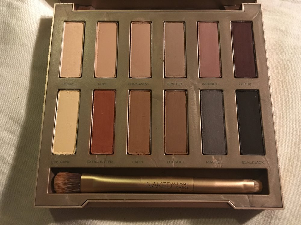 this is yna naked ultimate basics full palette