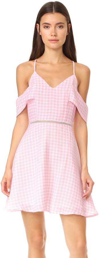 J.O.A. Cold Shoulder Dress -