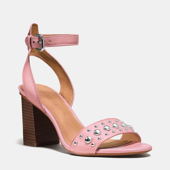COACH Paige Studded Heel -