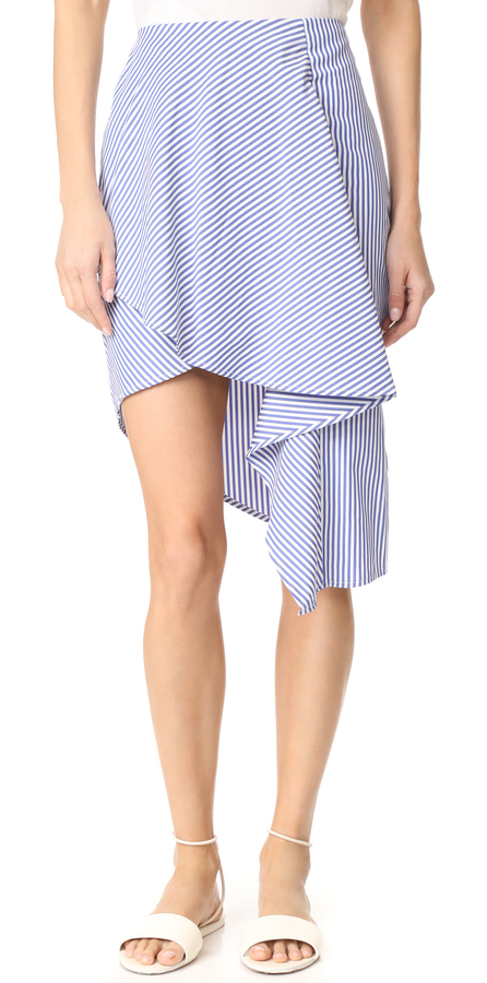 J.O.A. Woven Skirt -
