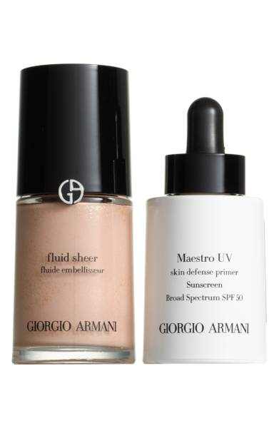 Giorgio Armani Glow Set - I love my Giorgio Armani foundation, so I'd love to try out their illuminating products. This set is such a good deal and will be perfect for taking your summer glow into the fall. Sale: $85.00 Value: $126.00
