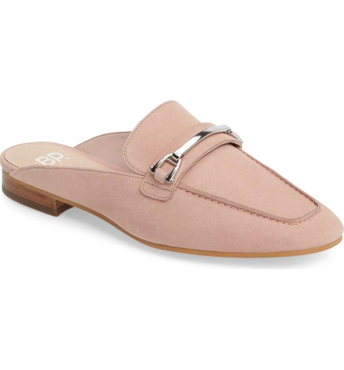 BP. Milo Loafer Mule - Mules and loafers are here to stay, so if you haven't already added a pair or two to your wardrobe, these are a chic and affordable option! Sale: $52.90 After Sale: $79.95