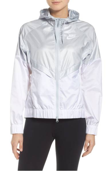 Nike Windrunner Hooded Windbreaker Jacket - I always look out for good workout gear deals during the sale, and this year the popular Nike Windrunner jacket is in the sale again! It's a super cute jacket to wear when you're working out when it's a bit colder or just something to wear on casual athleisure type days. Sale: $67.90 After Sale: $90.00