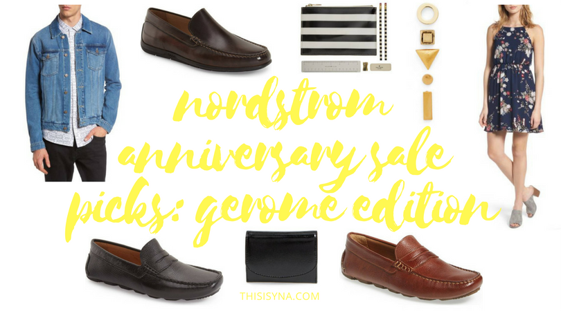 nordstrom anniversary sale picks: gerome edition