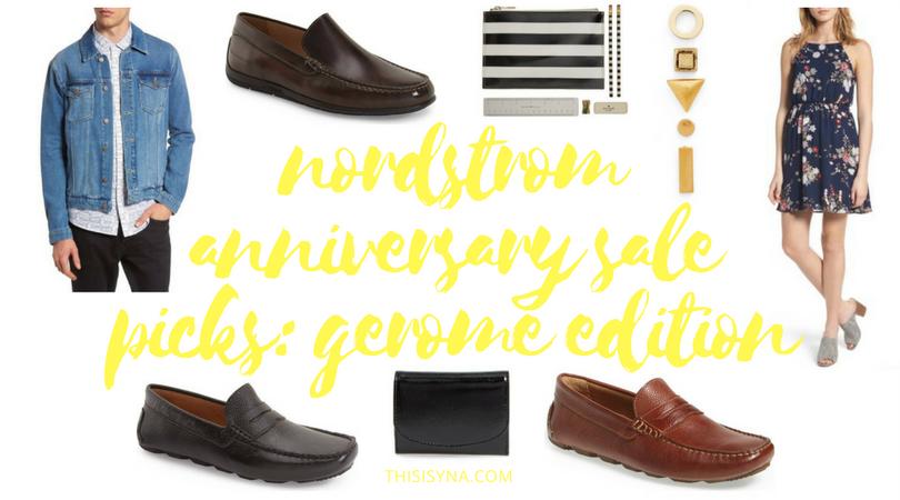 nordstrom anniversary sale picks: gerome edition