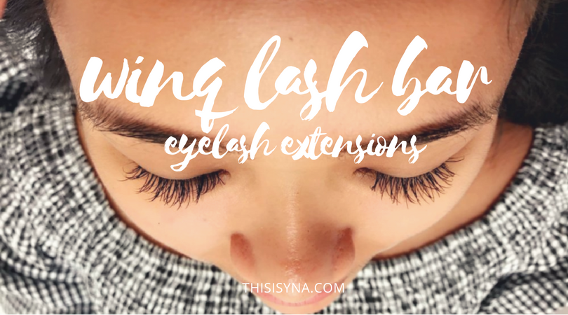 Winq Lash Bar Eyelash Extensions This Is Yna