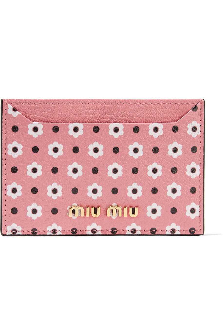 Miu Miu Printed Textured-Leather Cardholder - This floral cardholder is super adorable and there are a lot of other amazing cardholders in the Net-a-Porter sale (I also love this Prada one). Black Friday/Cyber Monday week is a great time to stock up on small leather goods - everyone needs and loves them (except any of your vegan friends) and they're always a beautiful but affordable luxury item that you can gift to those closest to you.