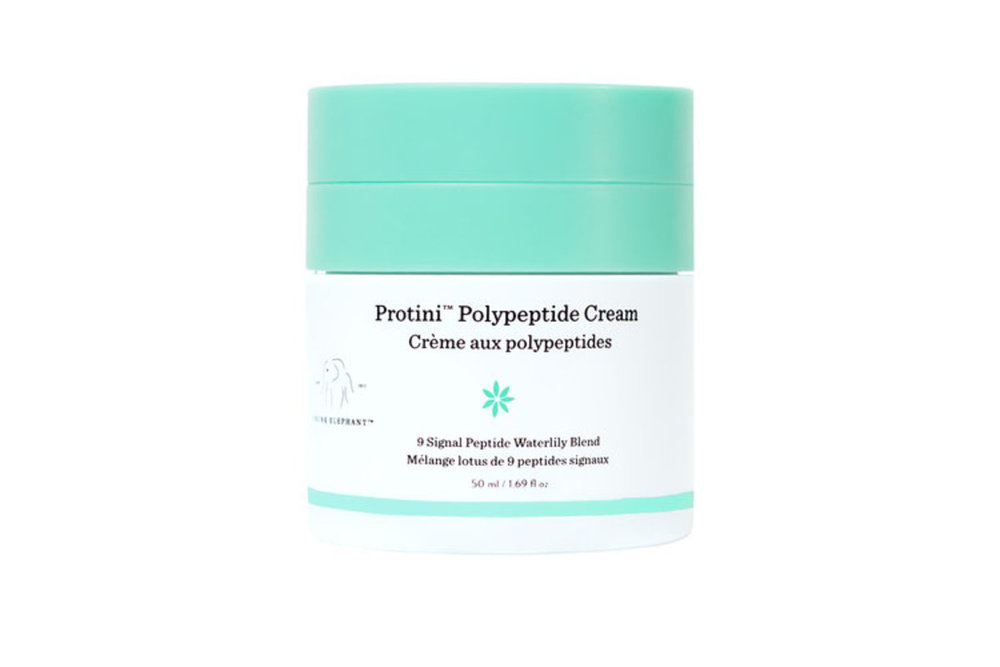 Drunk Elephant Protini Polypeptide Cream - This is a new addition to my daily routine and it's been fabulous. I was going between this and the Tatcha water cream for a few months, but I think this has been lot better at hydrating and repairing any damage on my face. It's creamy but not too rich so I never worry about it clogging my pores. This cream plus the serum have been lifesavers during the winter – my skin has stayed soft despite the bitter cold.
