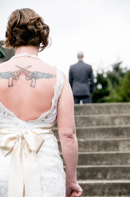 inkedbridesislandlakewedding