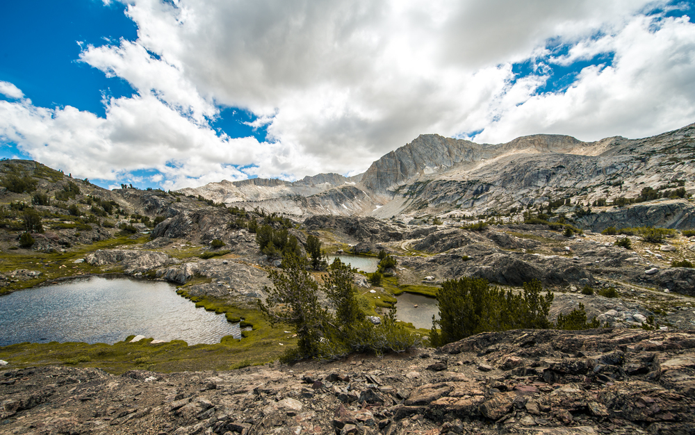 Saddlebag Lake | California