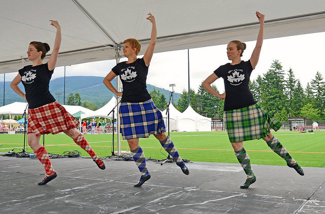BC Highland Games - June 2014