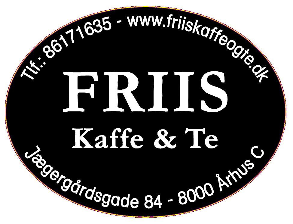 En kurv fyldt med lækkerier fra Friis Kaffe & Te & Xocolatl.