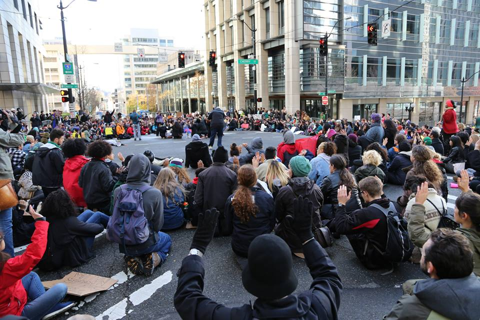 Through peaceful protests, unifying actions, and productive dialogues   we will tackle the issue   of police accountability.   Learn More