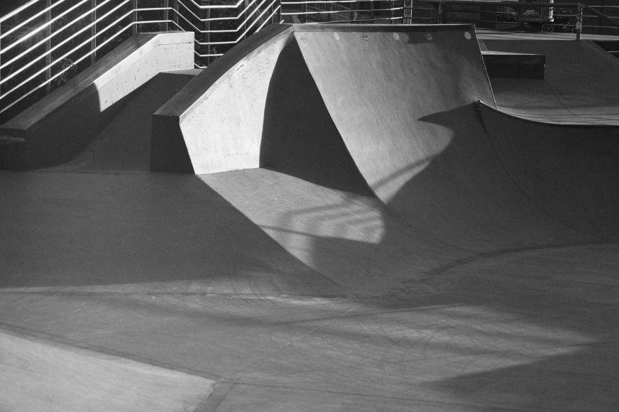 Park Days.2014. Bondi Skate Park.