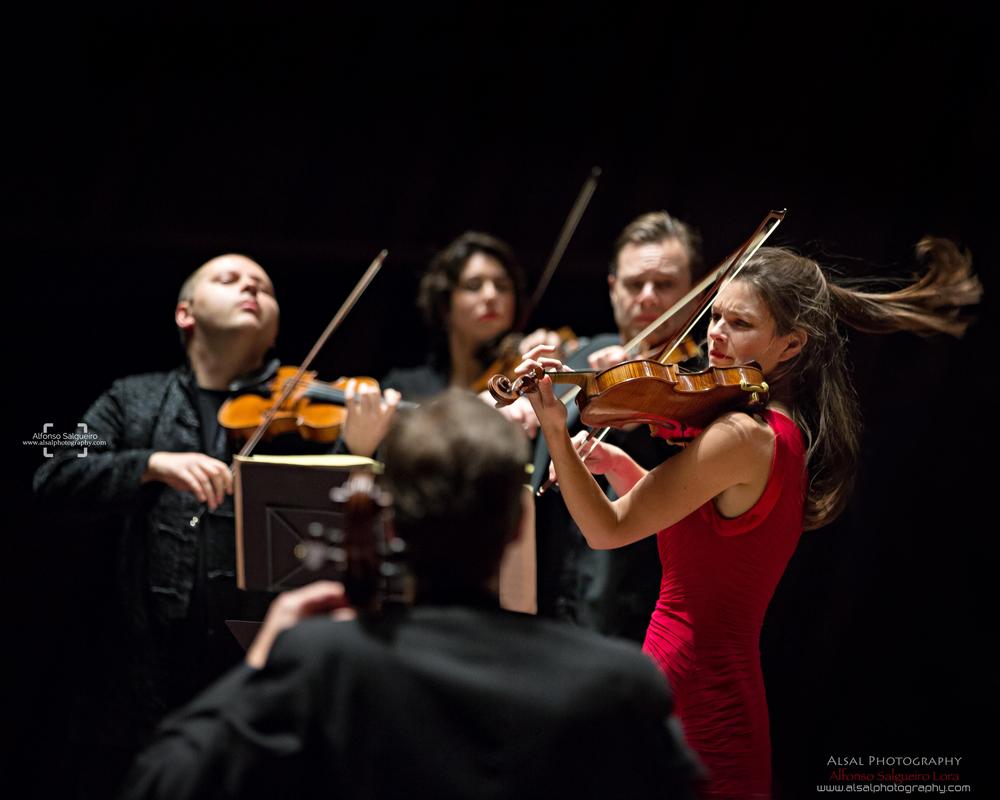 Janine Jansen #@ Philharmonie of Luxembourg