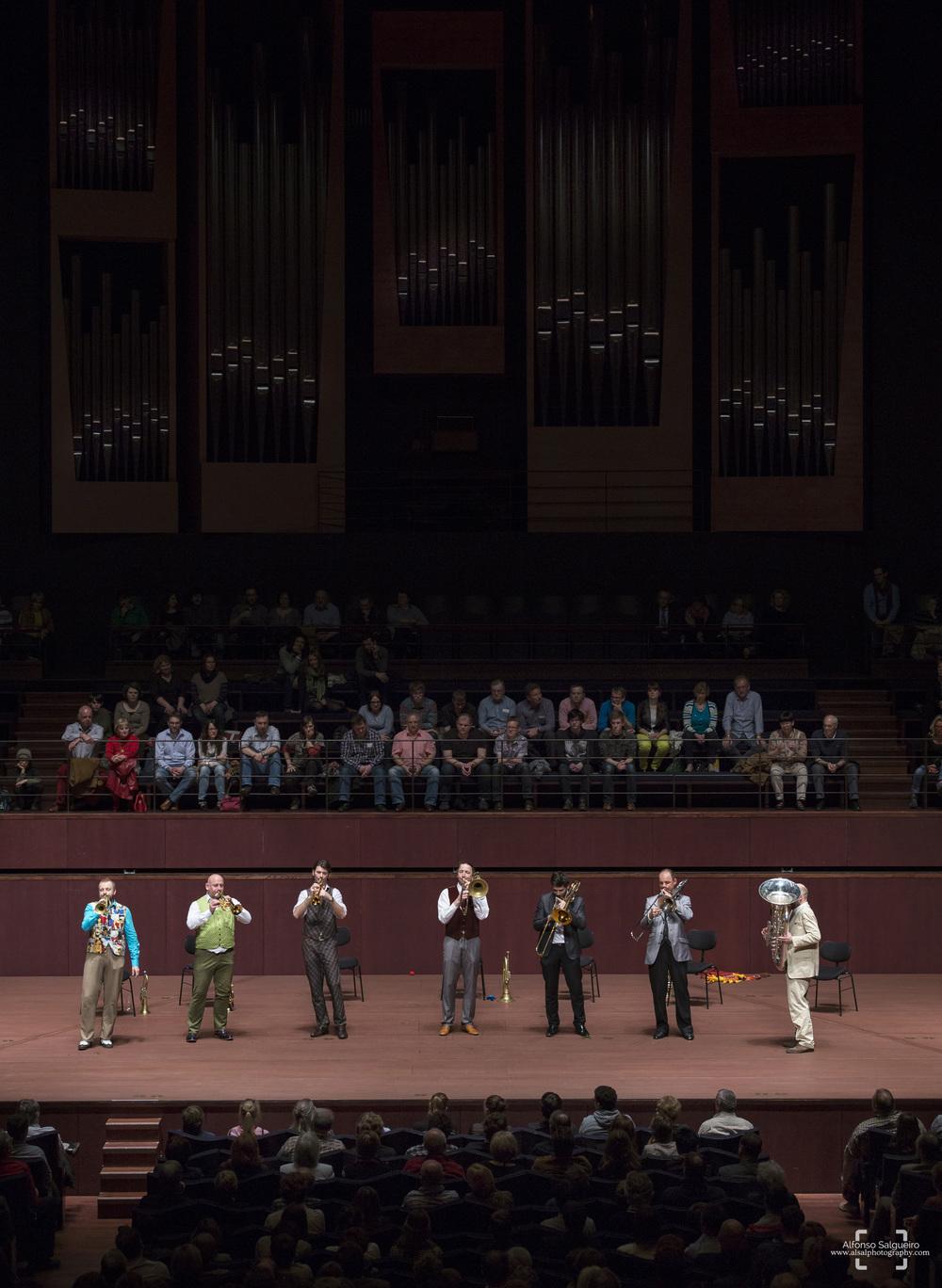 Mnozil Brass @ Philharmonie Luxembourg