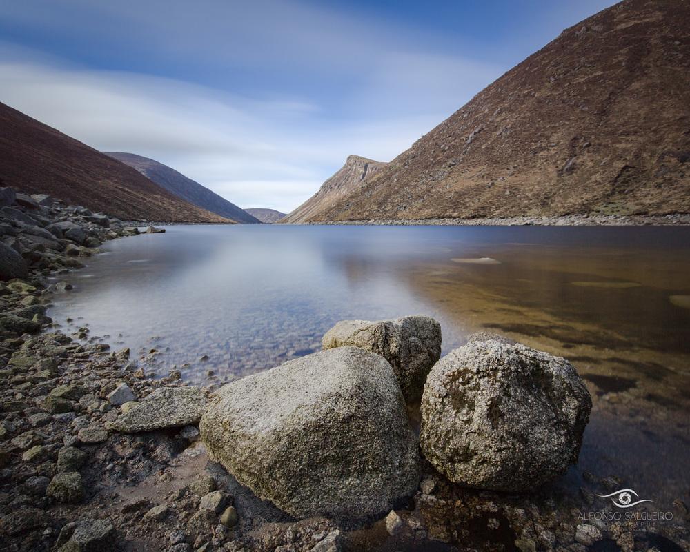 Ben Crom reservoir
