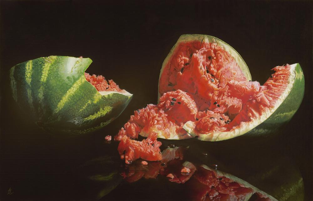 Zanetti A Watermelon 86 x 134cm 2016.jpg
