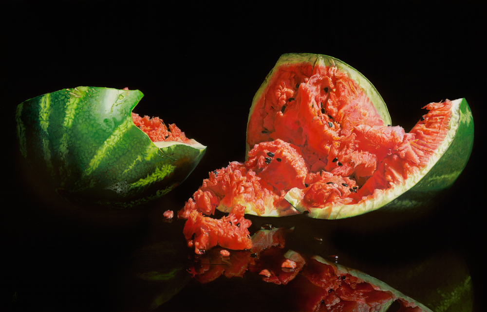 Watermelon - Limited Edition Reproduction of 100Image size 80 x 51cms