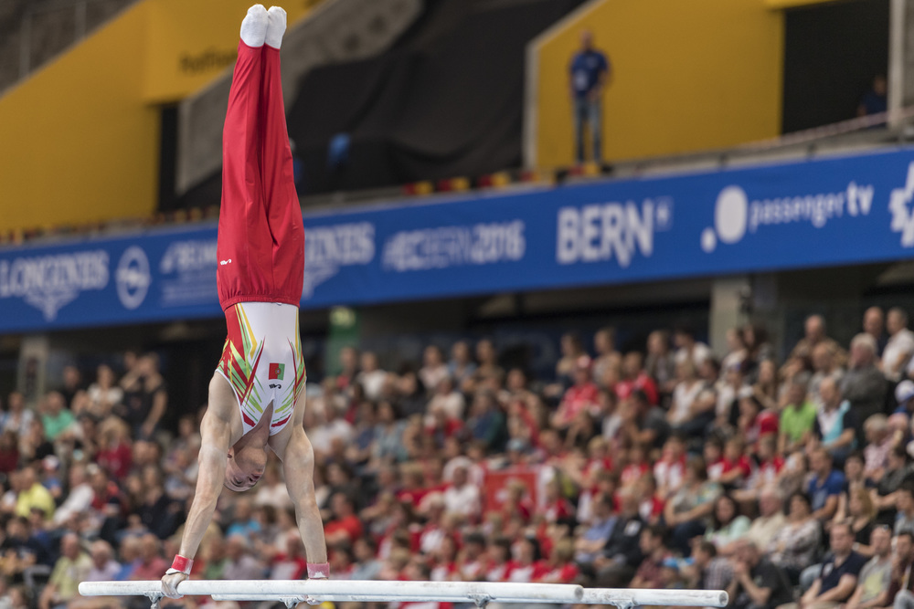 SWITZERLAND EUROPEAN GYMNASTICS CHAMPIONSHIPS