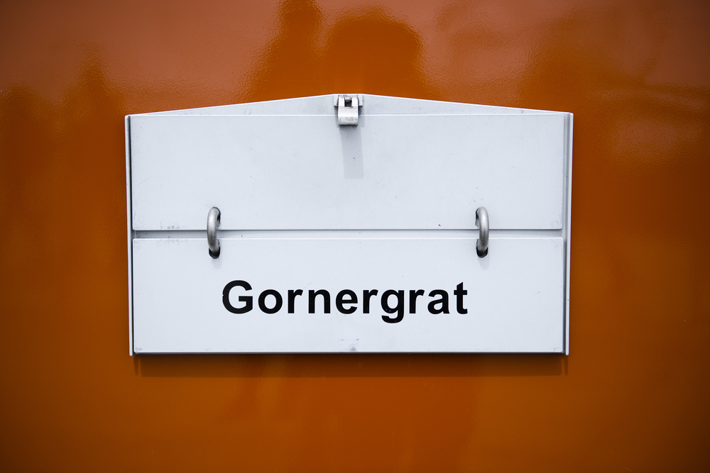 SCHWEIZ GORNERGRAT