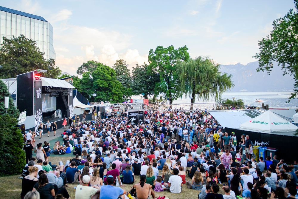 SCHWEIZ MONTREUX JAZZ FESTIVAL 2016