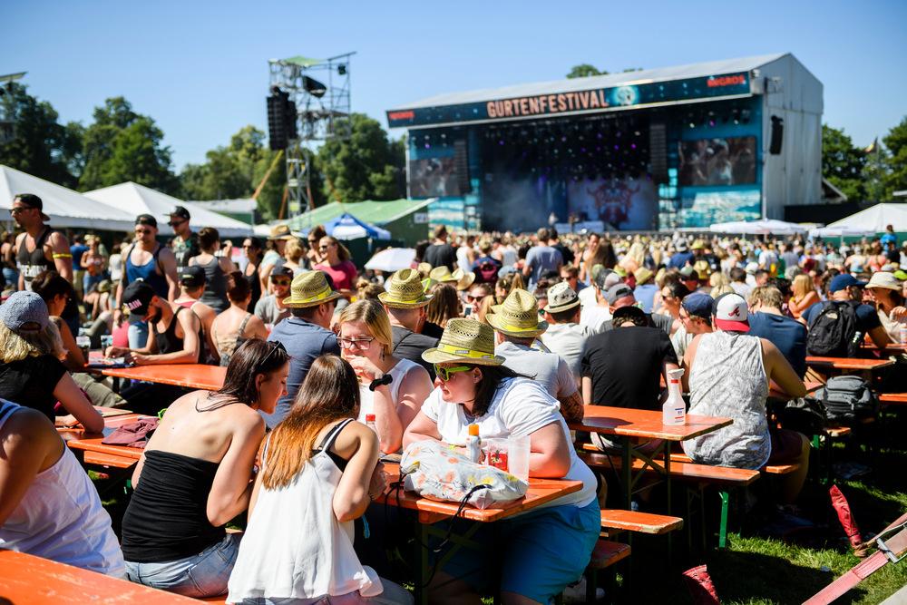 SCHWEIZ GURTEN FESTIVAL 2016