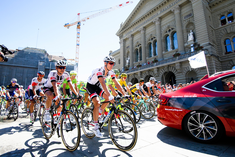 SWITZERLAND TOUR DE FRANCE 2016