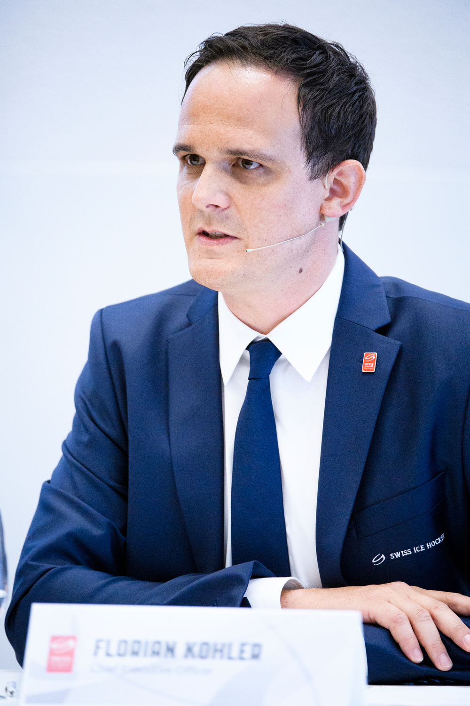 SCHWEIZ EISHOCKEY SAISON KICKOFF
