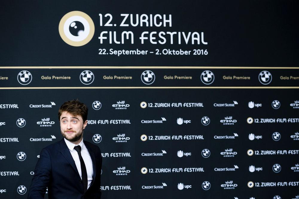 SCHWEIZ ZUERICH FILM FESTIVAL 2016
