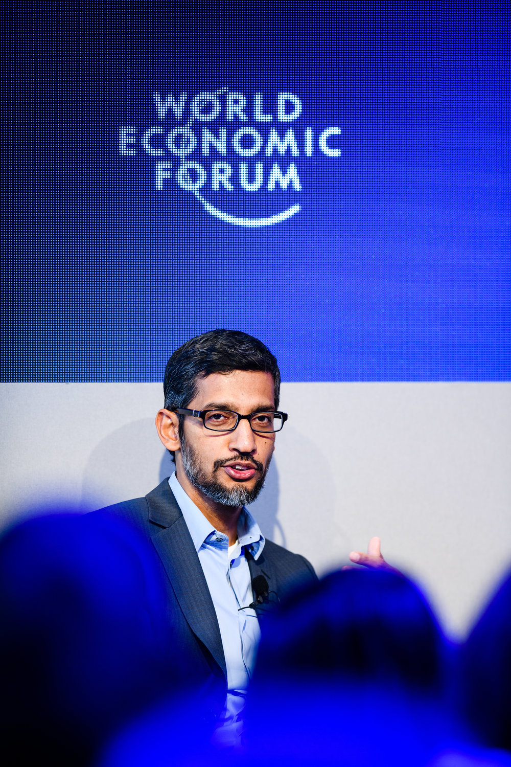 An Insight, An Idea with Sundar Pichai