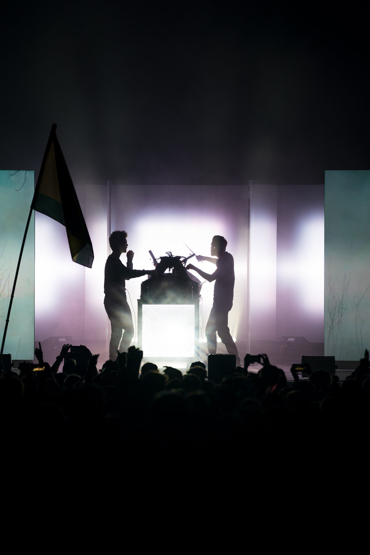 The Blaze auf Sternenbühne am OpenAir St.Gallen